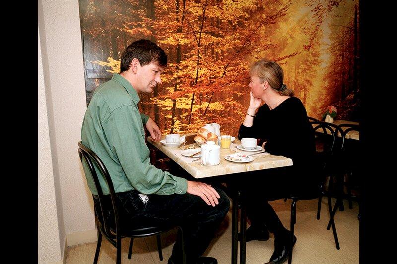 From 'Bored Couples'. Paris. FRANCE 1992 © Martin Parr / Magnum Photos und Kunstfoyer