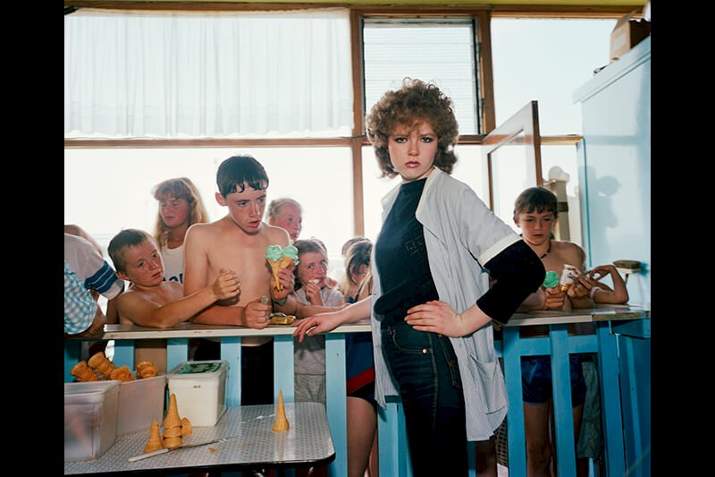 From 'The Last Resort'. New Brighton. England. GB 1983-85 © Martin Parr/  Magnum Photos und Kunstfoyer
