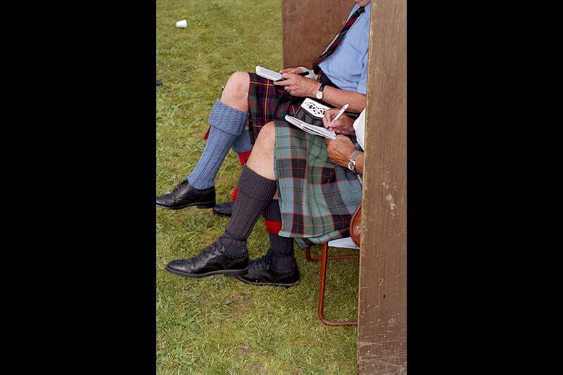 Highland Games. Inveraray. Scotland. GB 2006 © Martin Parr / Magnum Photos und Kunstfoyer