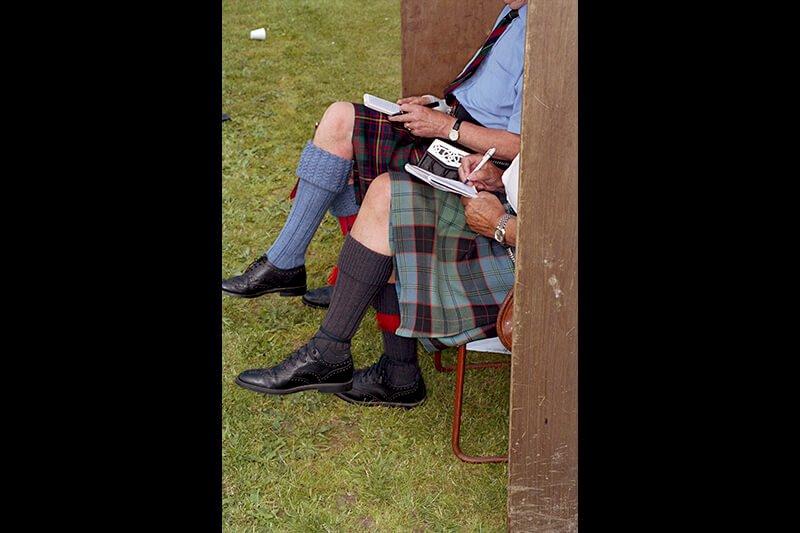 Highland Games. Inveraray. Scotland. GB 2006 © Martin Parr / Magnum Photos und Kunstfoyer